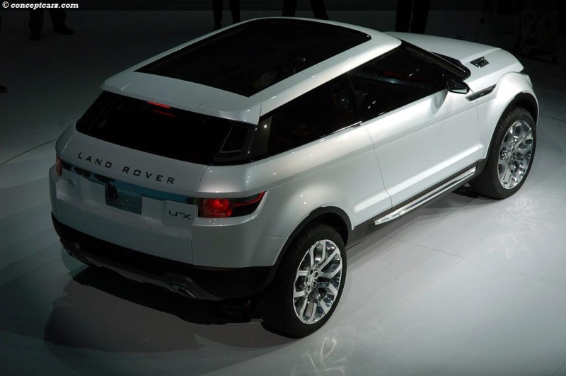 2008 Land Rover Lrx Concept Image Photo 47 Of 96