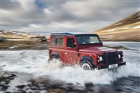 Land Rover Defender V8 Edition