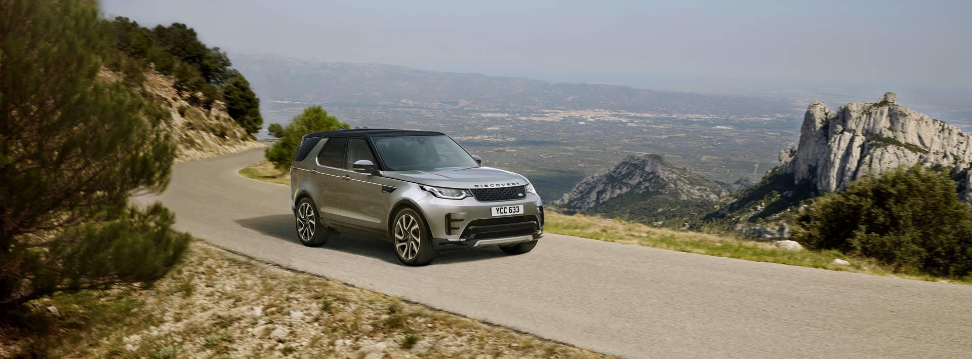 2019 Land Rover Discovery Landmark Edition