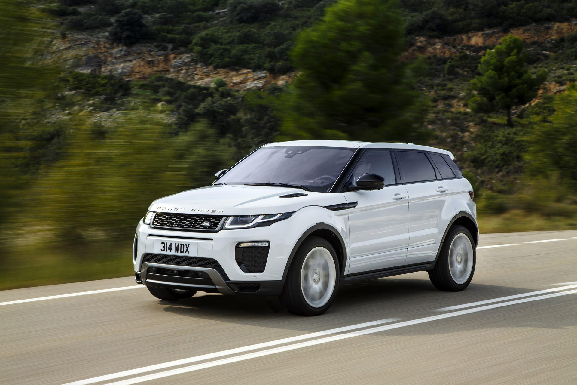 range evoque test front price motor rover quarters review convertible landrover land trend three first cars
