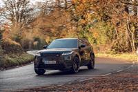 Image of the Range Rover Velar R-Dynamic Black