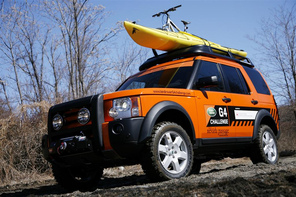 2008 Land Rover Lr3 G4 Challenge News And Information