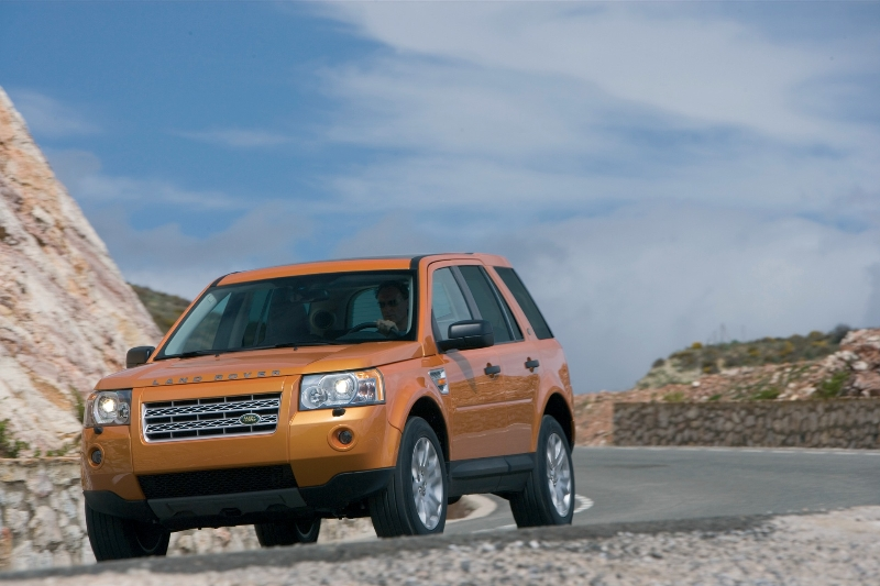 2008 Land Rover Lr2 News And Information Conceptcarz Com
