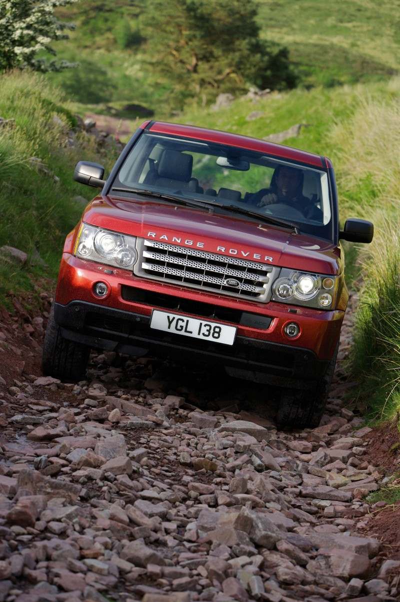 2007 Land Rover Range Sport History Pictures Value Auction Supercharged Firing Order With Diagrams And Images