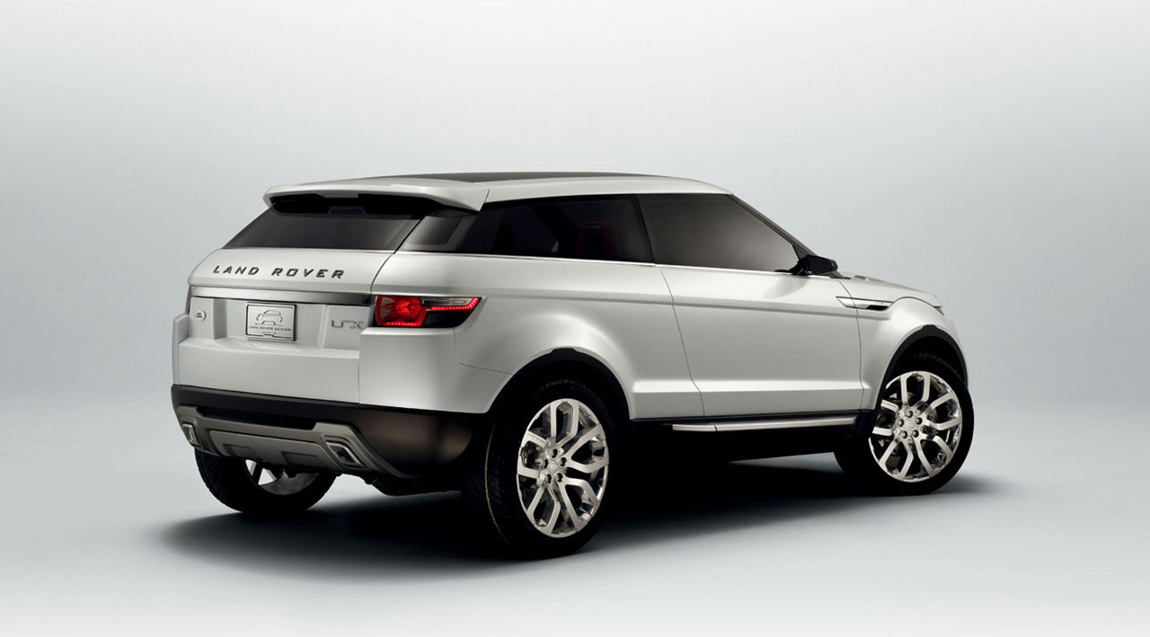 2008 Land Rover LRX Concept News and Information, Research, and History