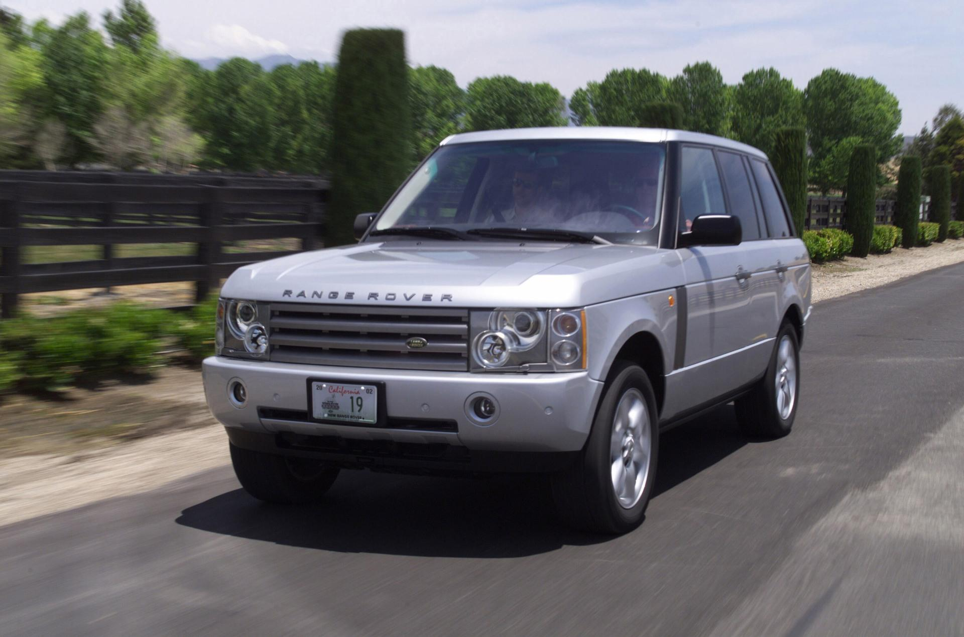 2009 Land Rover Range Rover News and Information