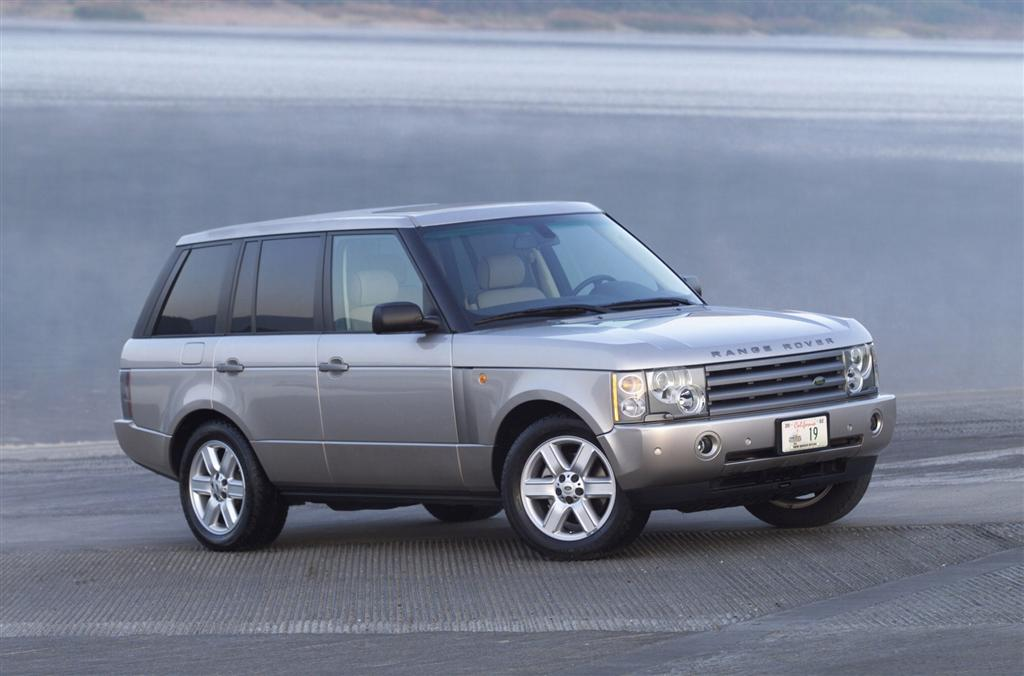 2009 Land Rover Range Rover Image. Photo 54 of 59