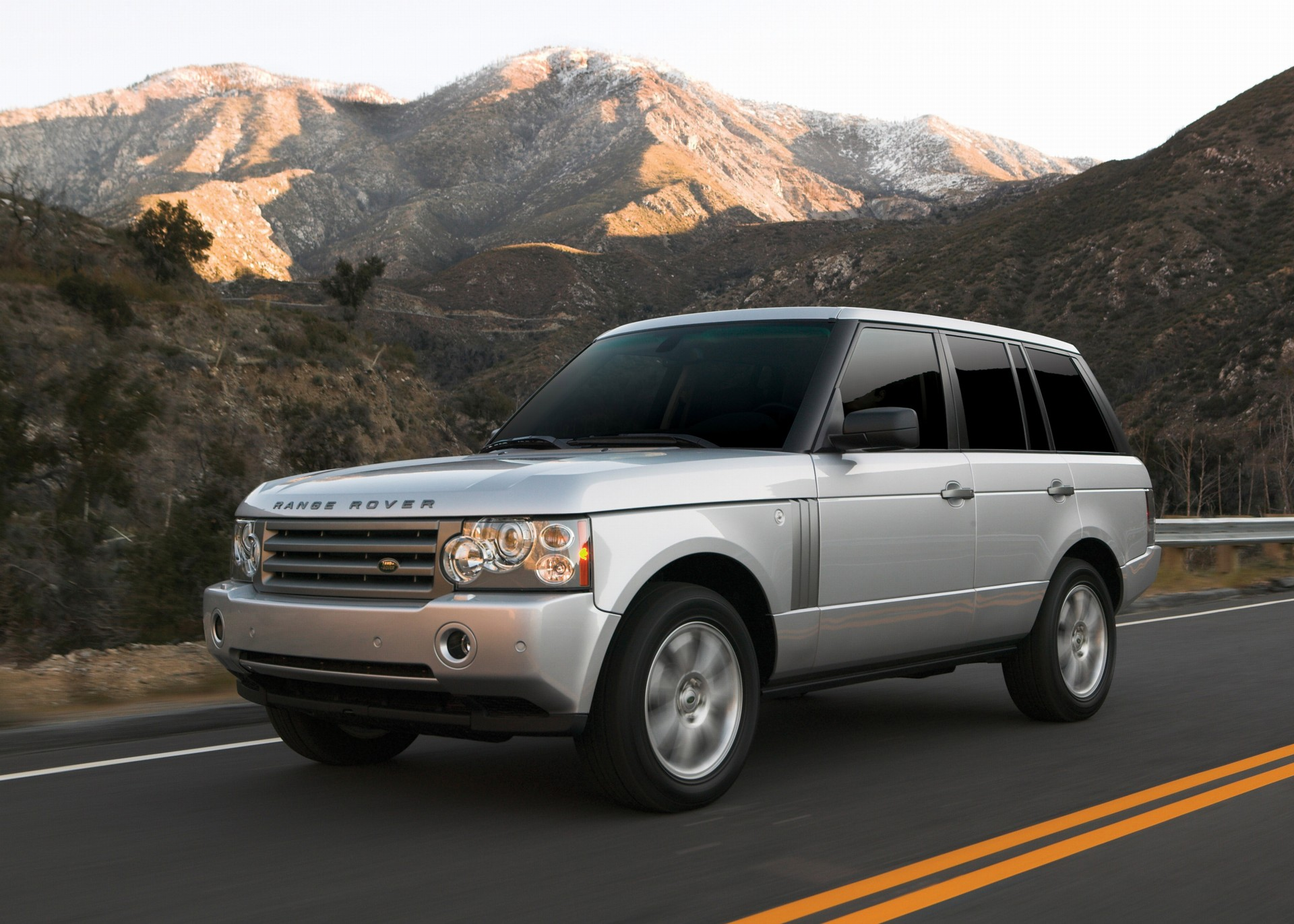 2007 Land Rover Range Rover History, Pictures, Value, Auction Sales,  Research and News