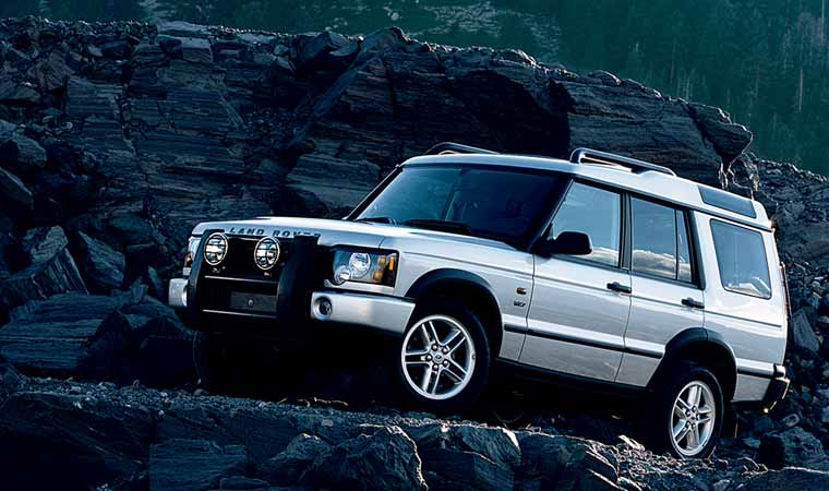 2004 Land Rover Discovery History Pictures Value Auction Sales Research And News