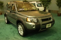 Image of the Freelander