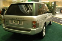 Image of the Range Rover
