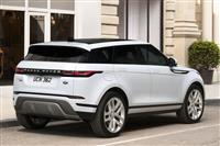 Image of the Range Rover Evoque