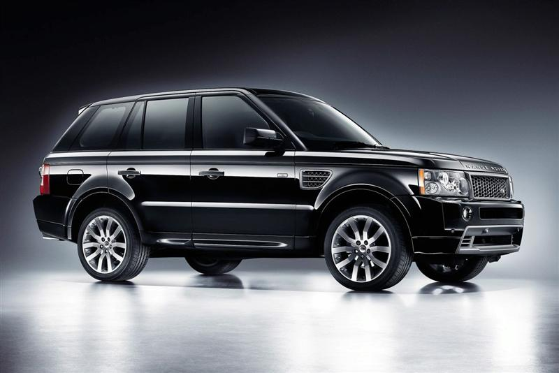 2009 Land Rover Range Rover Sport Stormer Edition pictures and wallpaper