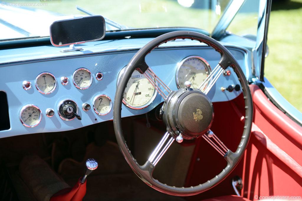 1949 Lea-Francis 2½ Liter Sports