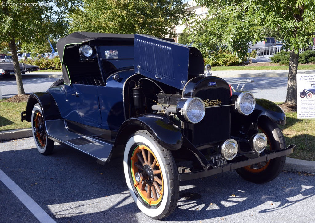 1923 Lexington Model 23