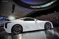 2010 Lexus LFA image.