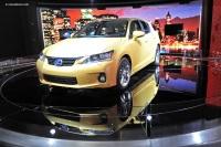 2011 Lexus CT 200h image.