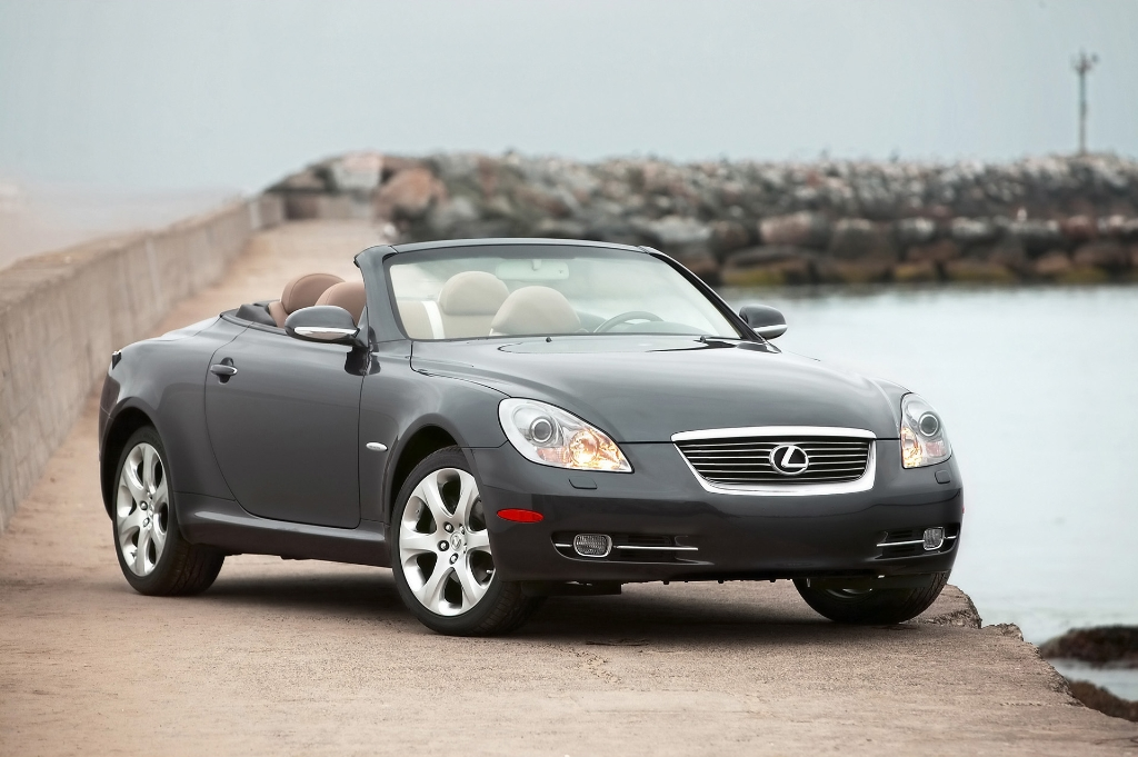 2008 lexus sc 430 pebble beach edition news and. Black Bedroom Furniture Sets. Home Design Ideas