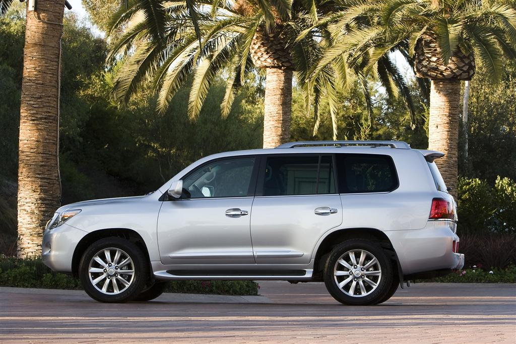 2009 lexus lx 570 news and information. Black Bedroom Furniture Sets. Home Design Ideas
