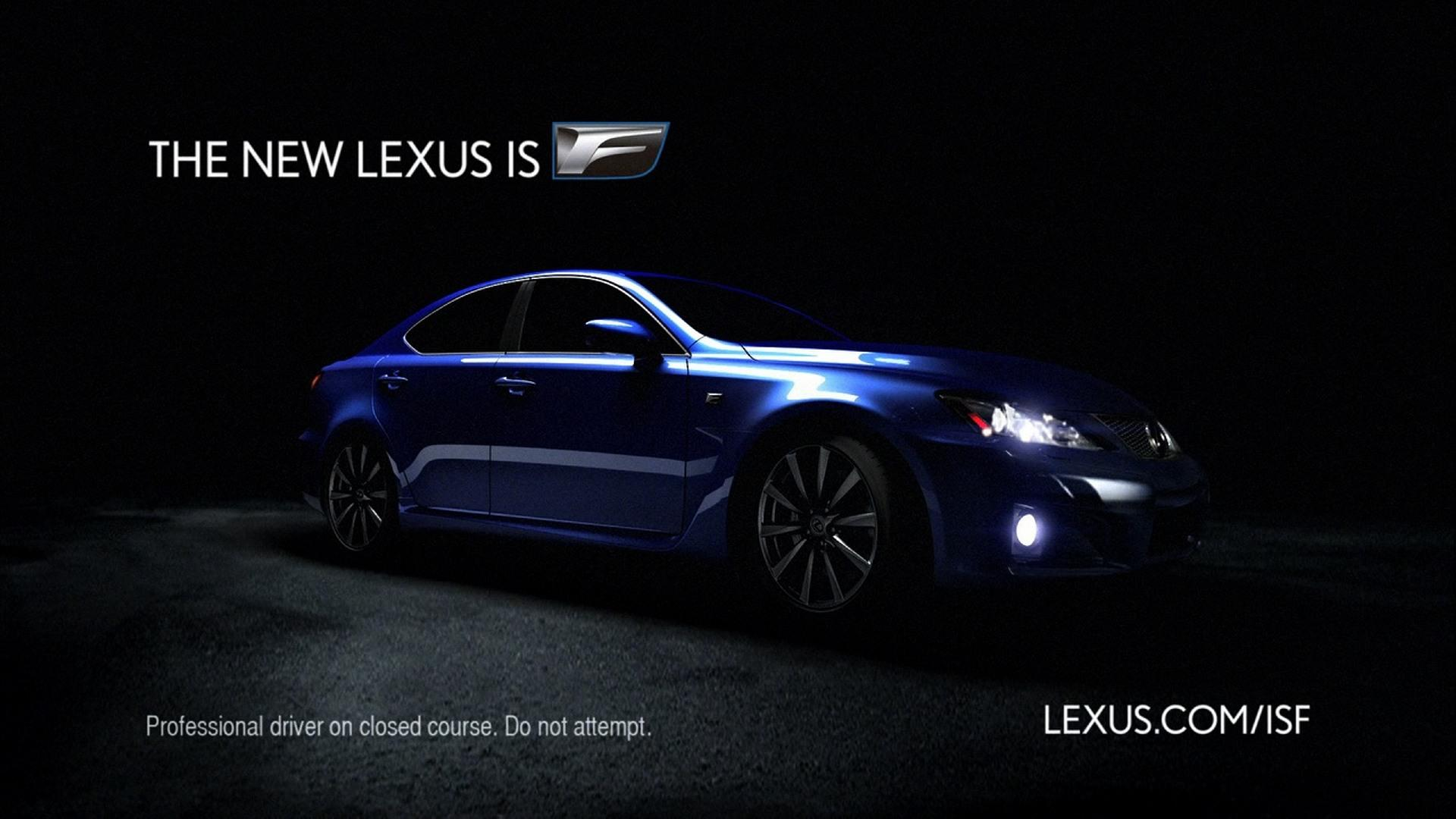 2009 lexus is f news and information conceptcarzcom