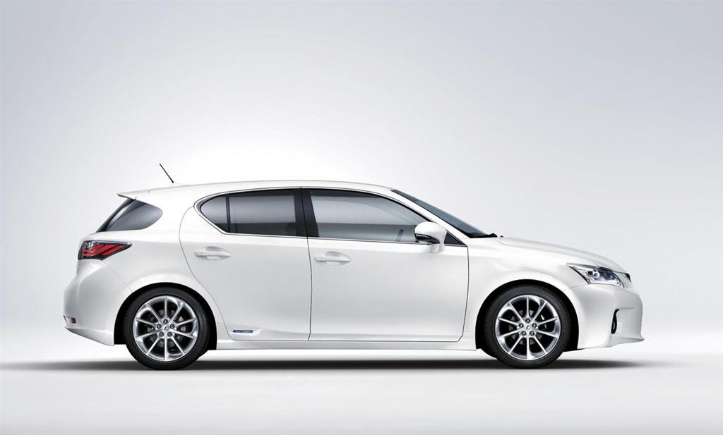 2010 Lexus Ct200h Conceptcarz Com