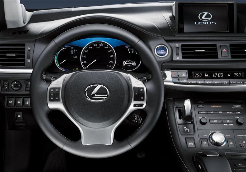 2010 Lexus Ct200h