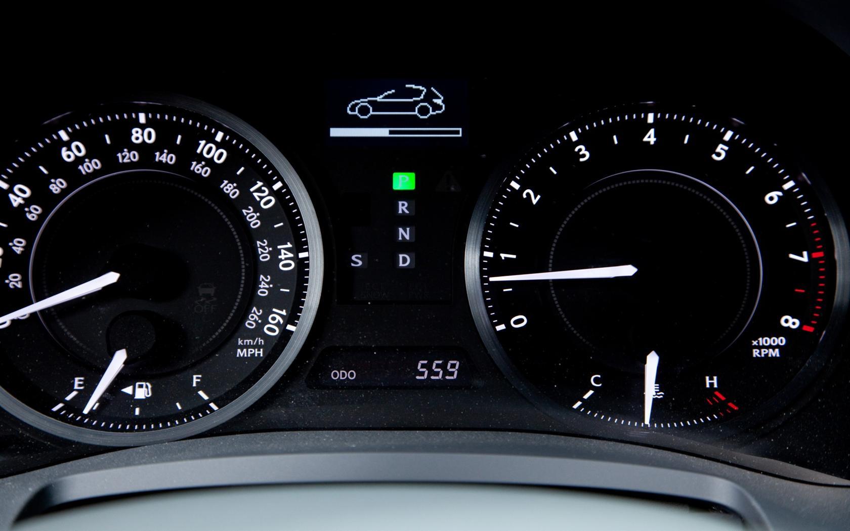 2010 Lexus 250C