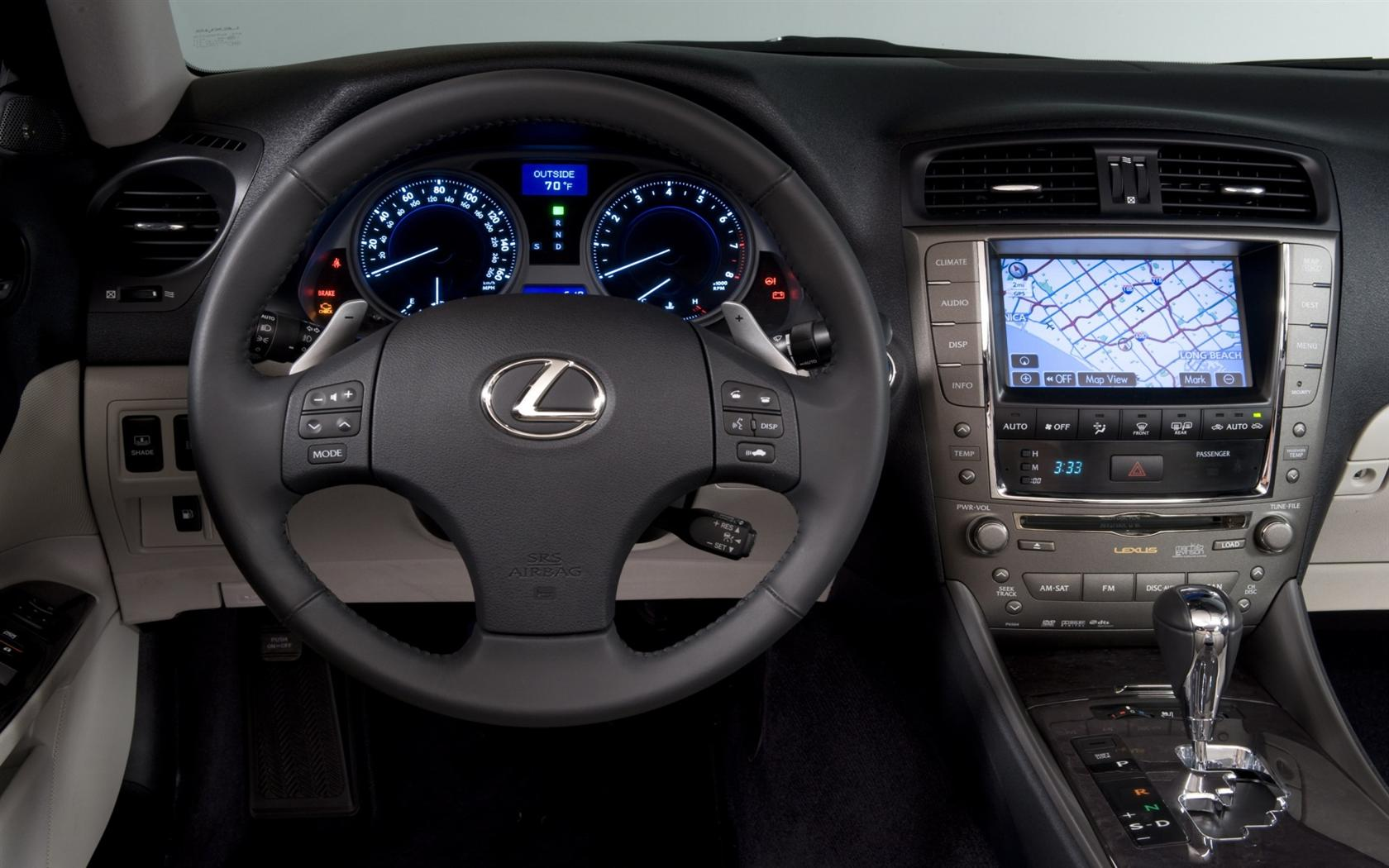 2010 Lexus IS 350C