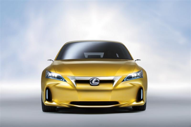 2010 Lexus LF-Ch Concept