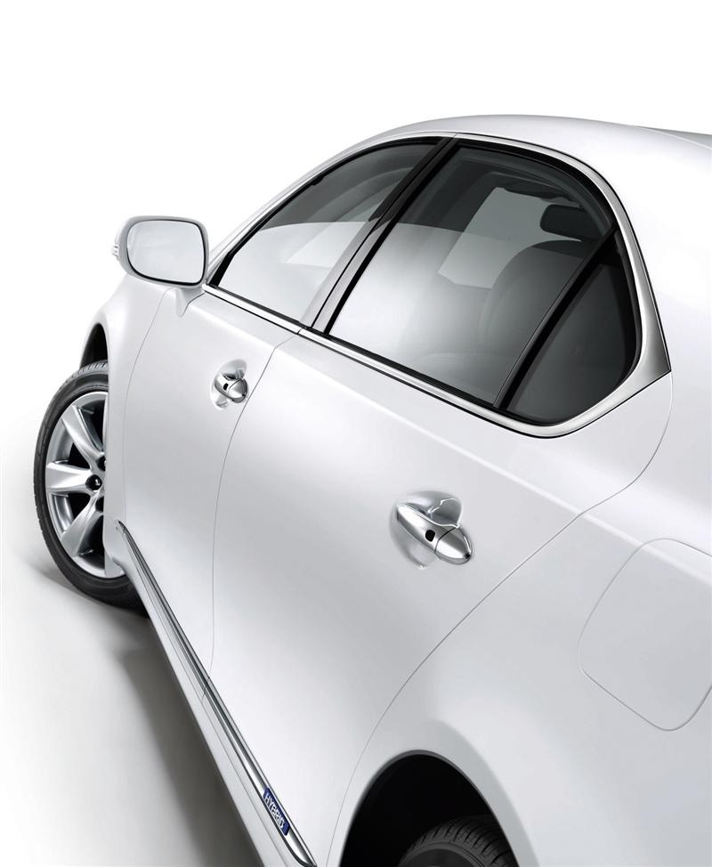 2009 Lexus LS 600h L Pebble Beach Edition Wallpaper and Image Gallery