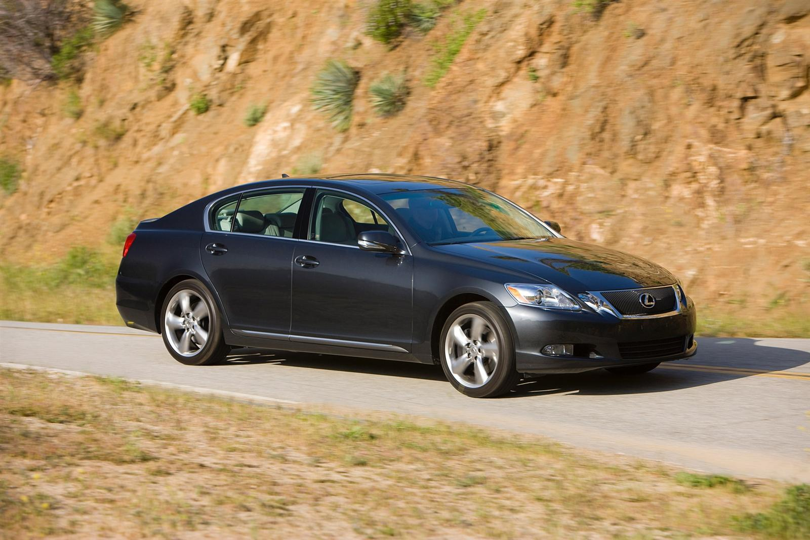 2011 Lexus GS 350