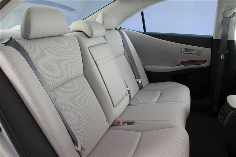 2011 Lexus HS 250h