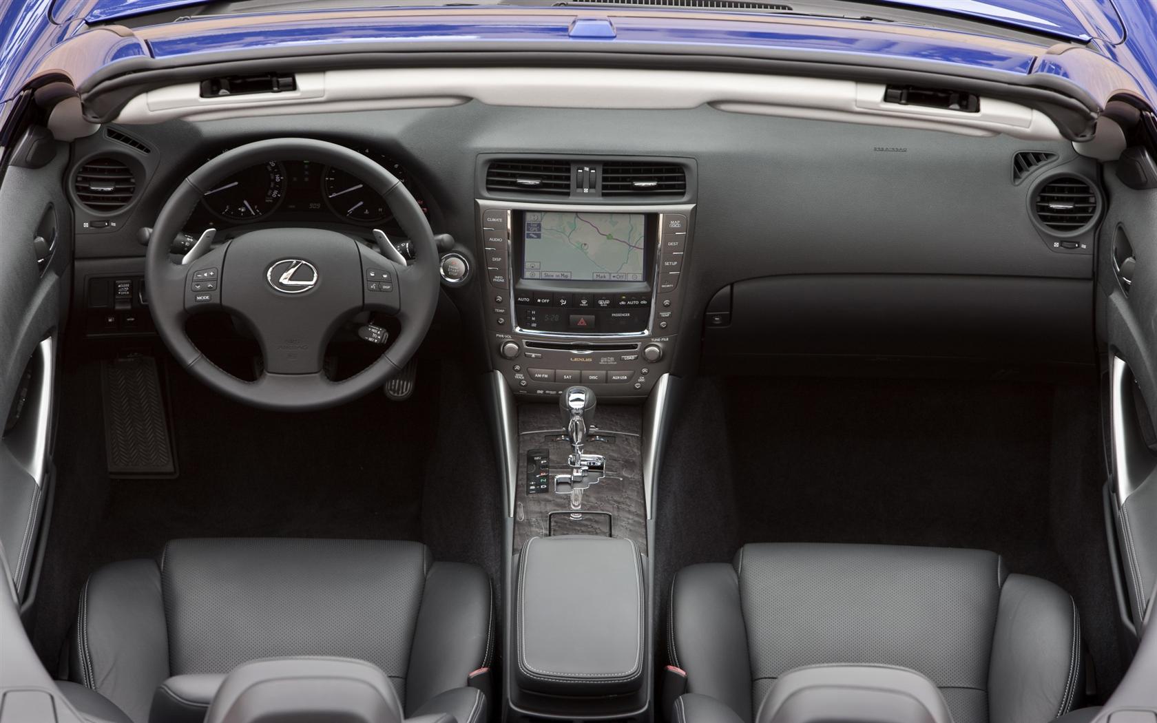 2011 Lexus IS 250C