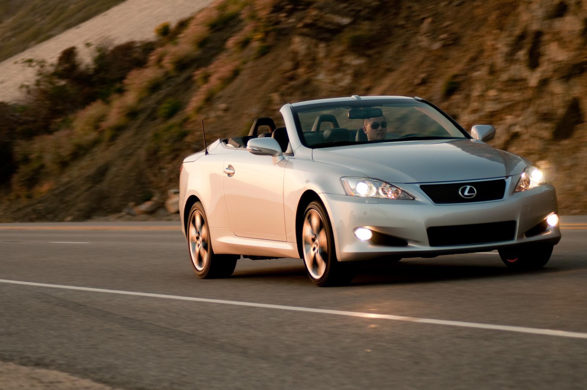 2011 Lexus IS 350C