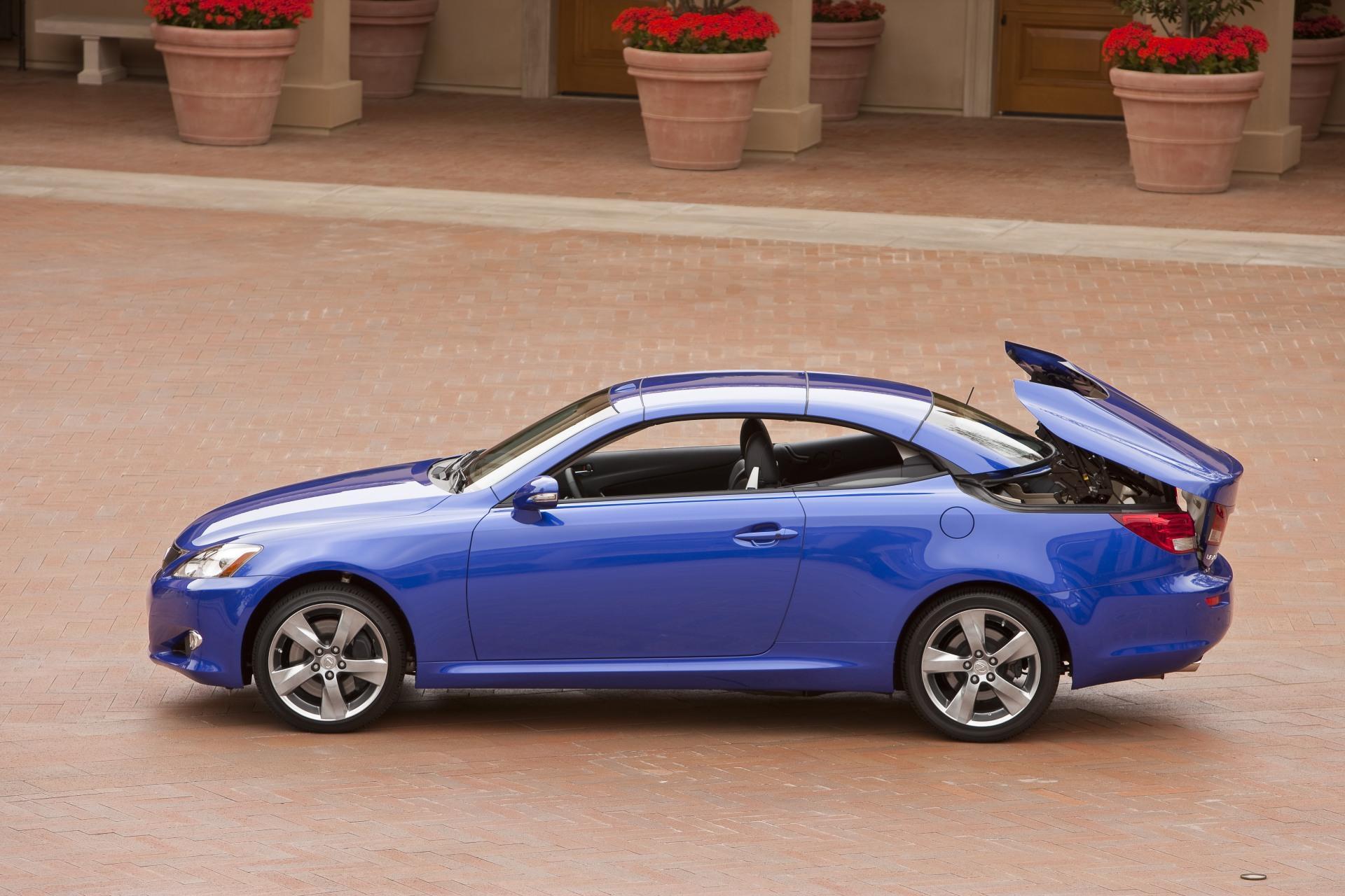 2011 Lexus IS 350C