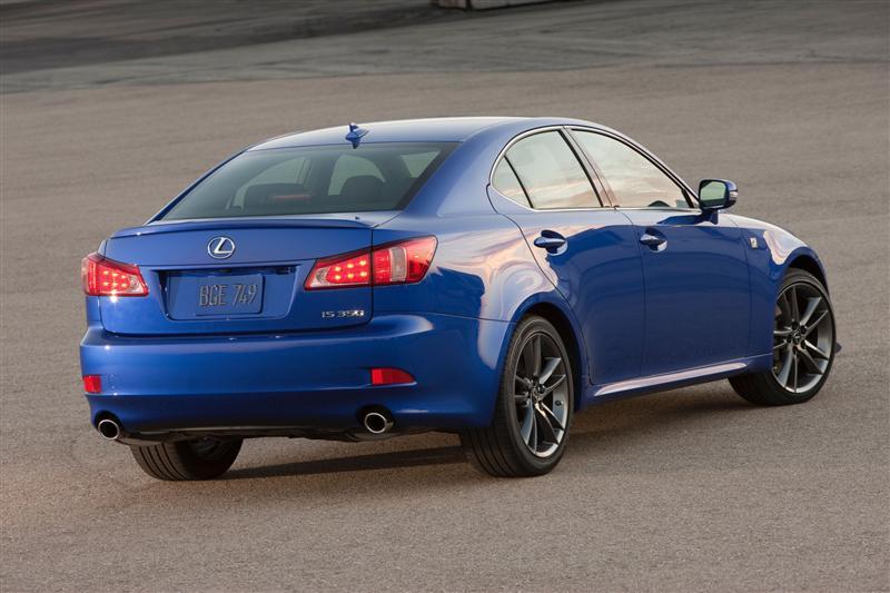 2011 Lexus IS 350