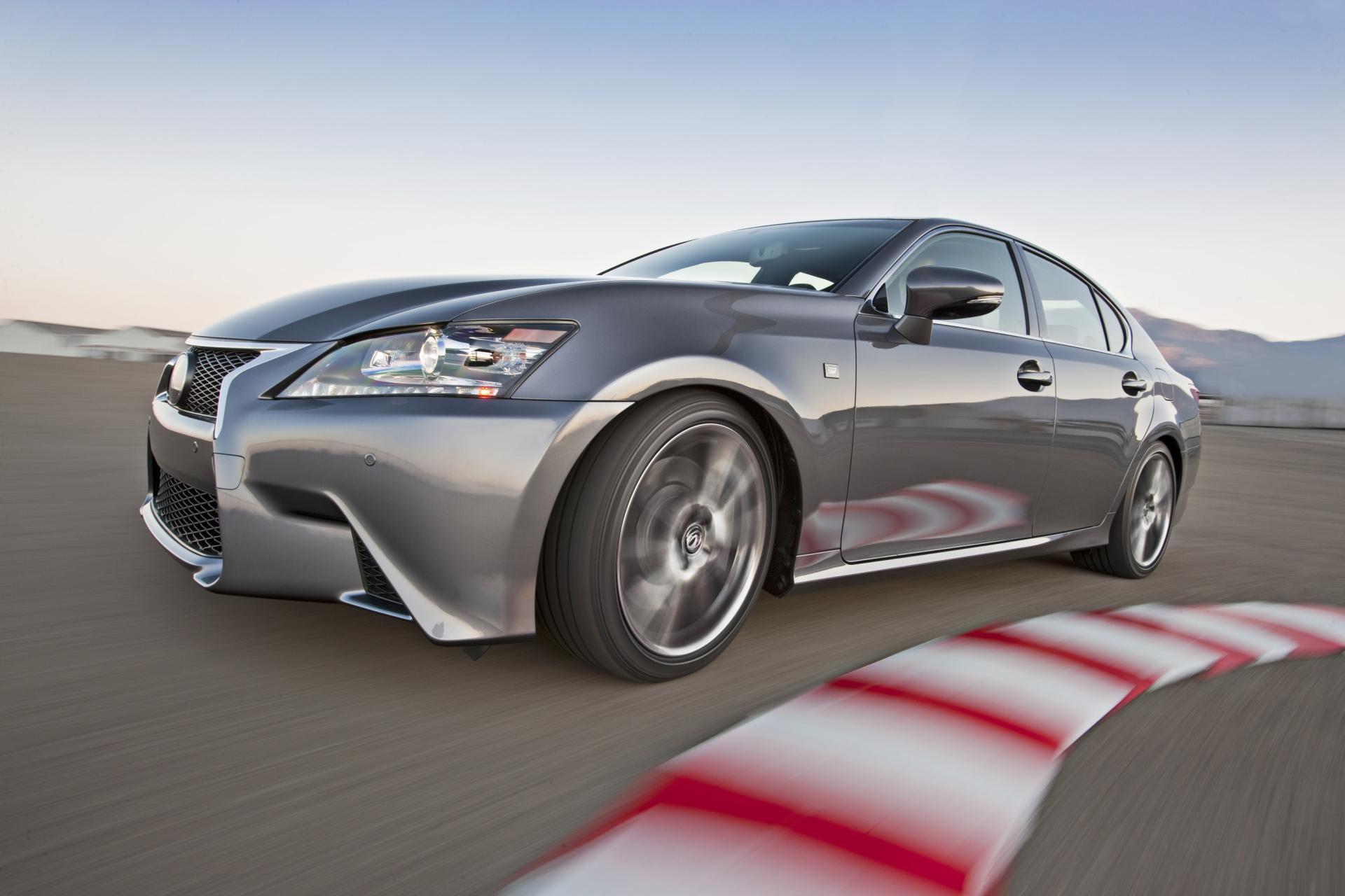2013 Lexus GS 350 F SPORT Package News And Information   Conceptcarz.com