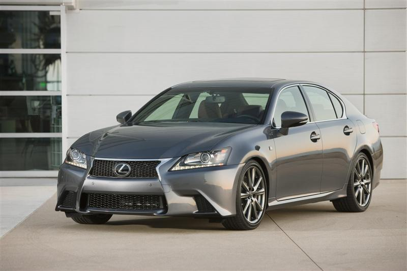 2013 Lexus GS 350 F SPORT Package
