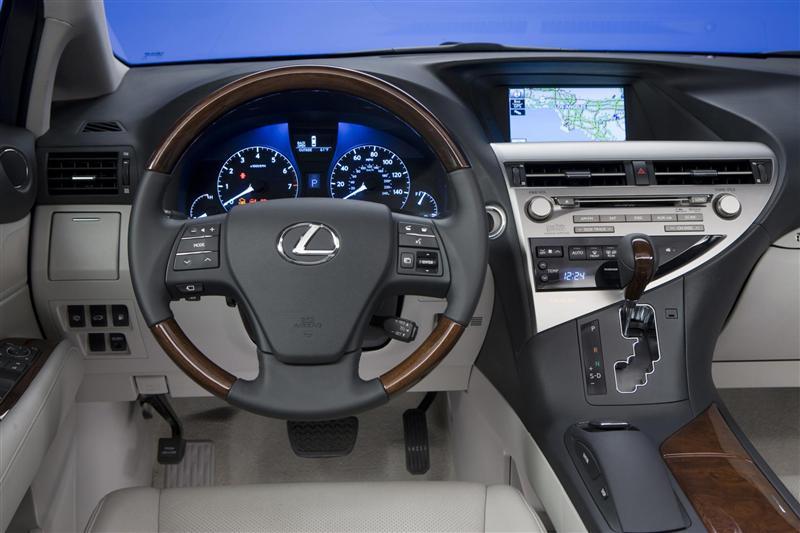 Perfect 2012 Lexus RX 350