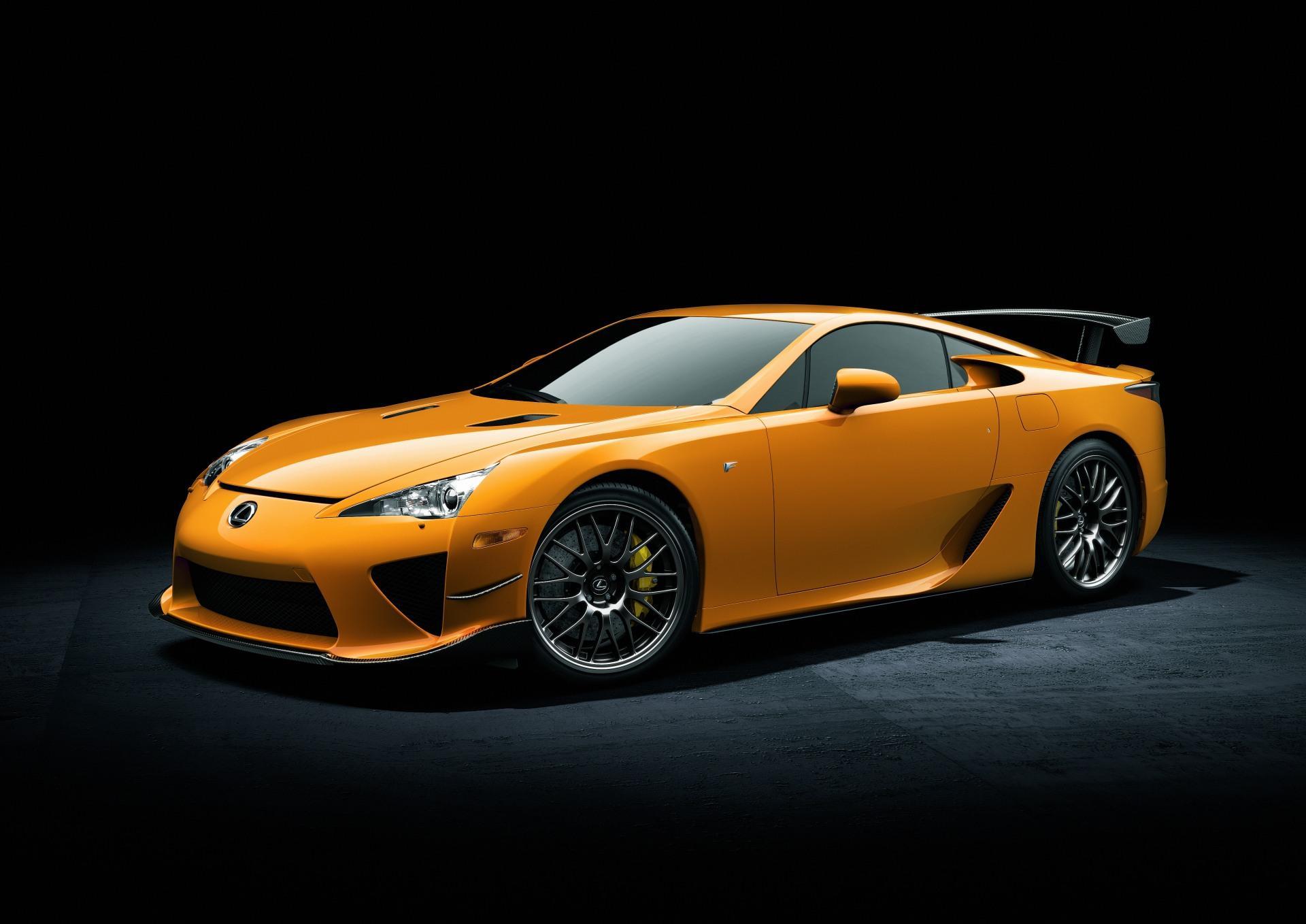 2012 lexus lfa nurburgring package - conceptcarz