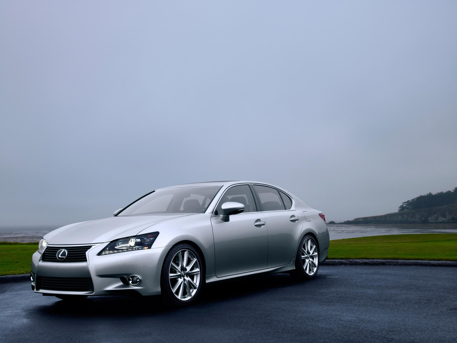2013 Lexus GS 350 News and Information