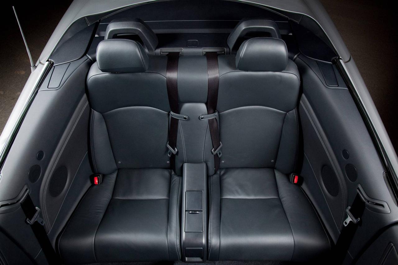 2013 Lexus IS C