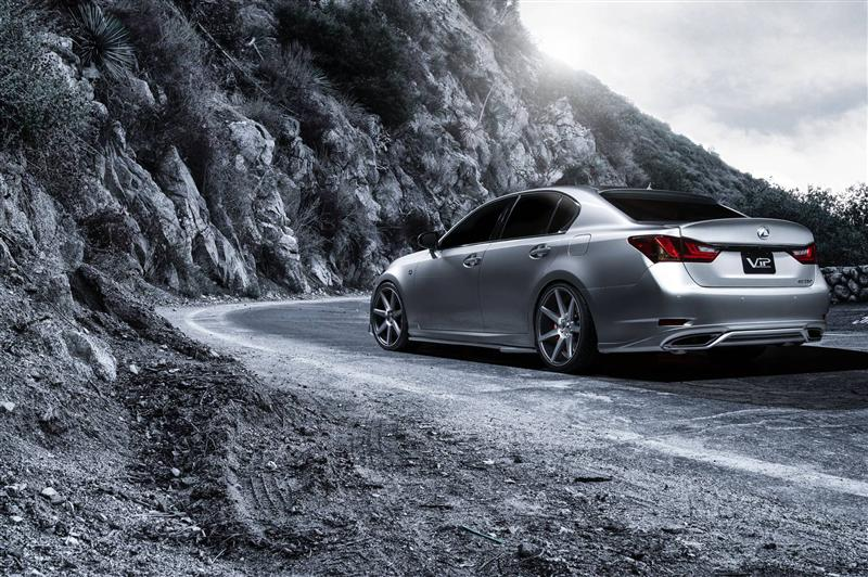 2013 Lexus GS 350 F SPORT Supercharged