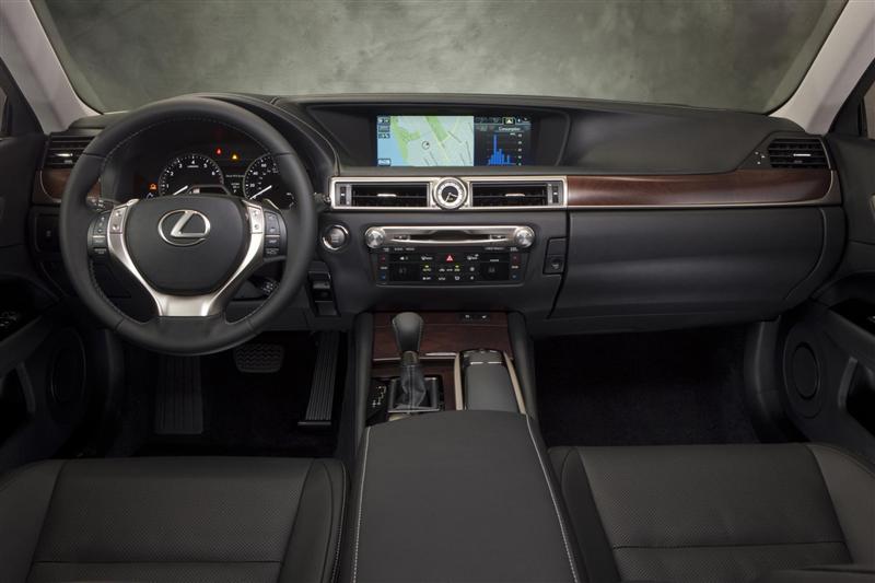 Wonderful 2014 Lexus GS 350