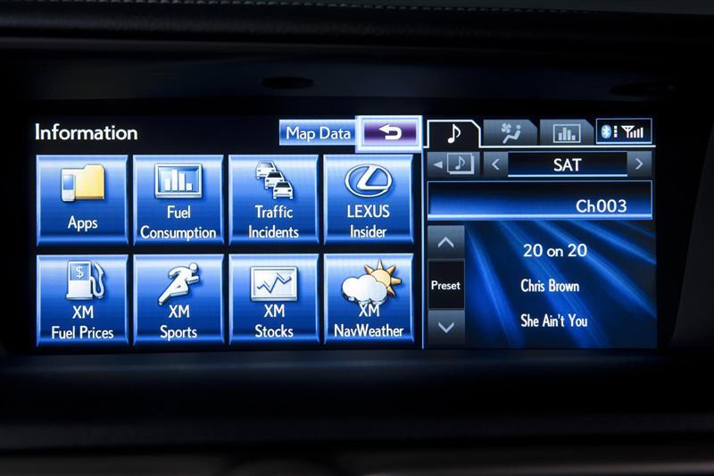2014 Lexus GS 450h