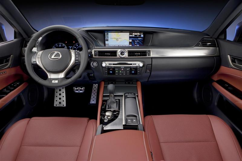 2014 Lexus GS 350 F SPORT Image. Photo 10 of 26