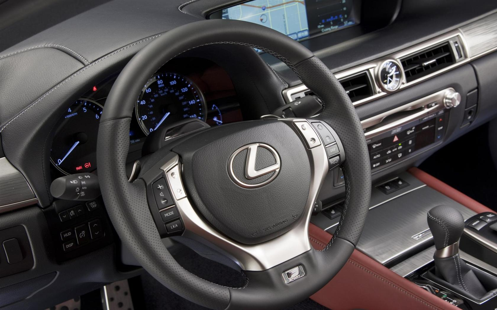 2014 Lexus GS 350 F SPORT