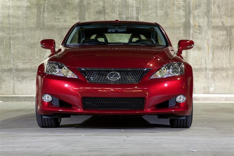 2015 Lexus IS C