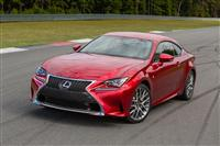 Lexus RC Monthly Vehicle Sales