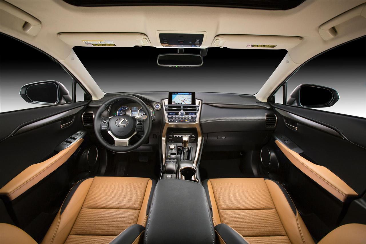 2015 Lexus NX 300h Image. Photo 24 of 61
